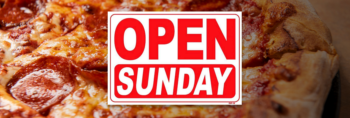Open-Sunday